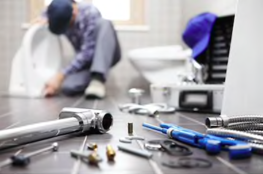 plumbing in central london